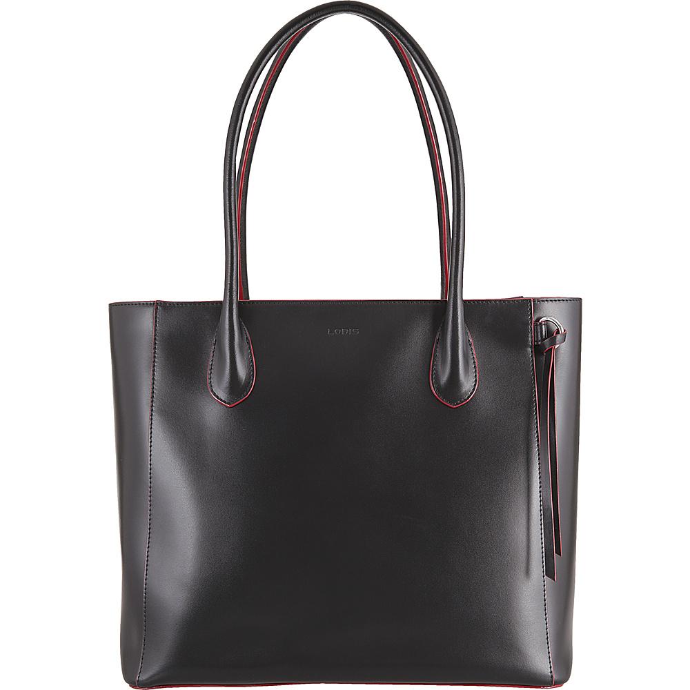 Lodis Audrey Cecily Satchel Black - Lodis Leather Handbags - Handbags, Leather Handbags