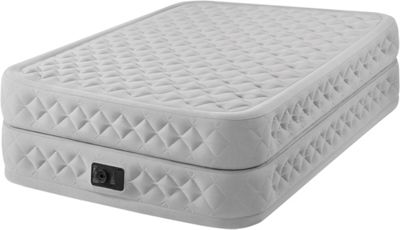 Intex Supreme Air Flow Bed Twin Grey - Intex Outdoor Accessories