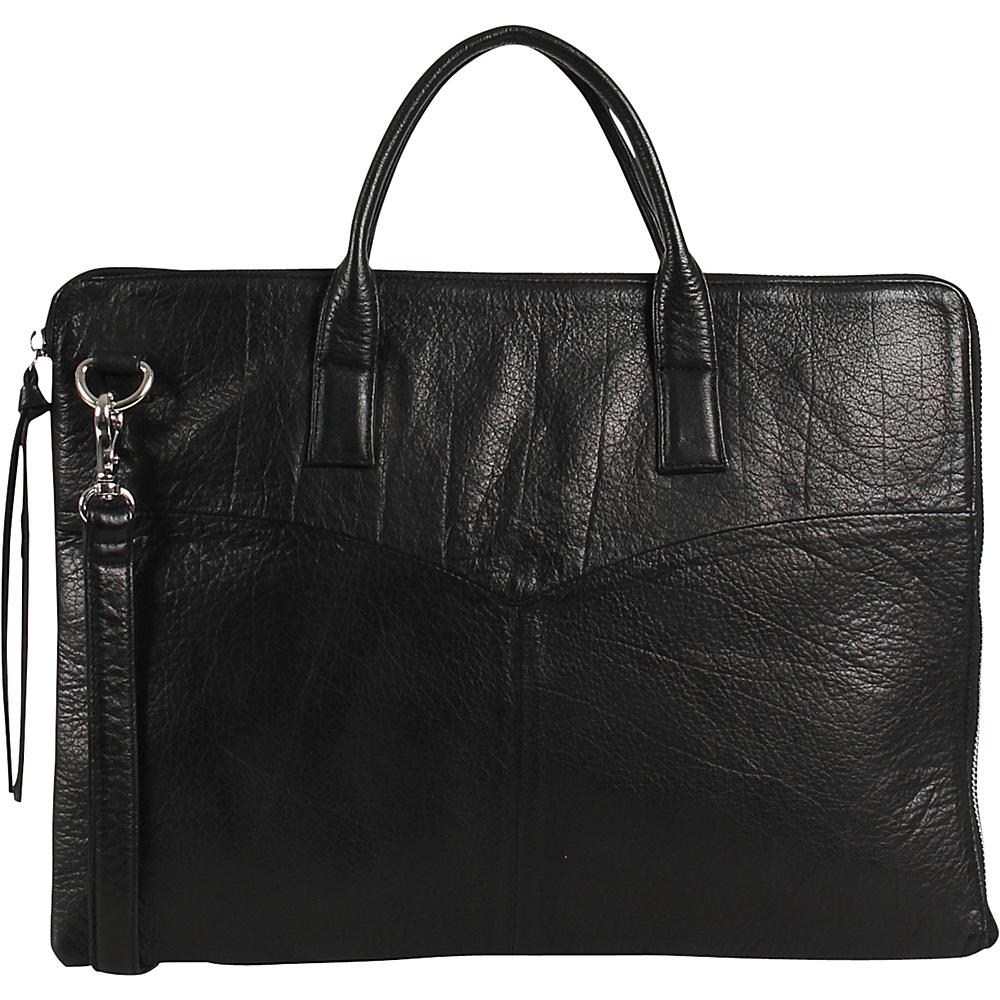 Day Mood Vera Laptop Bag Black Day Mood Messenger Bags
