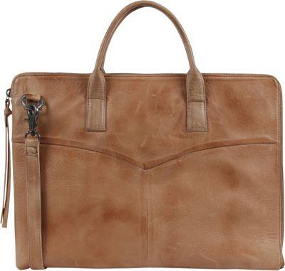 Day & Mood Vera Laptop Bag Camel - Day & Mood Messenger Bags