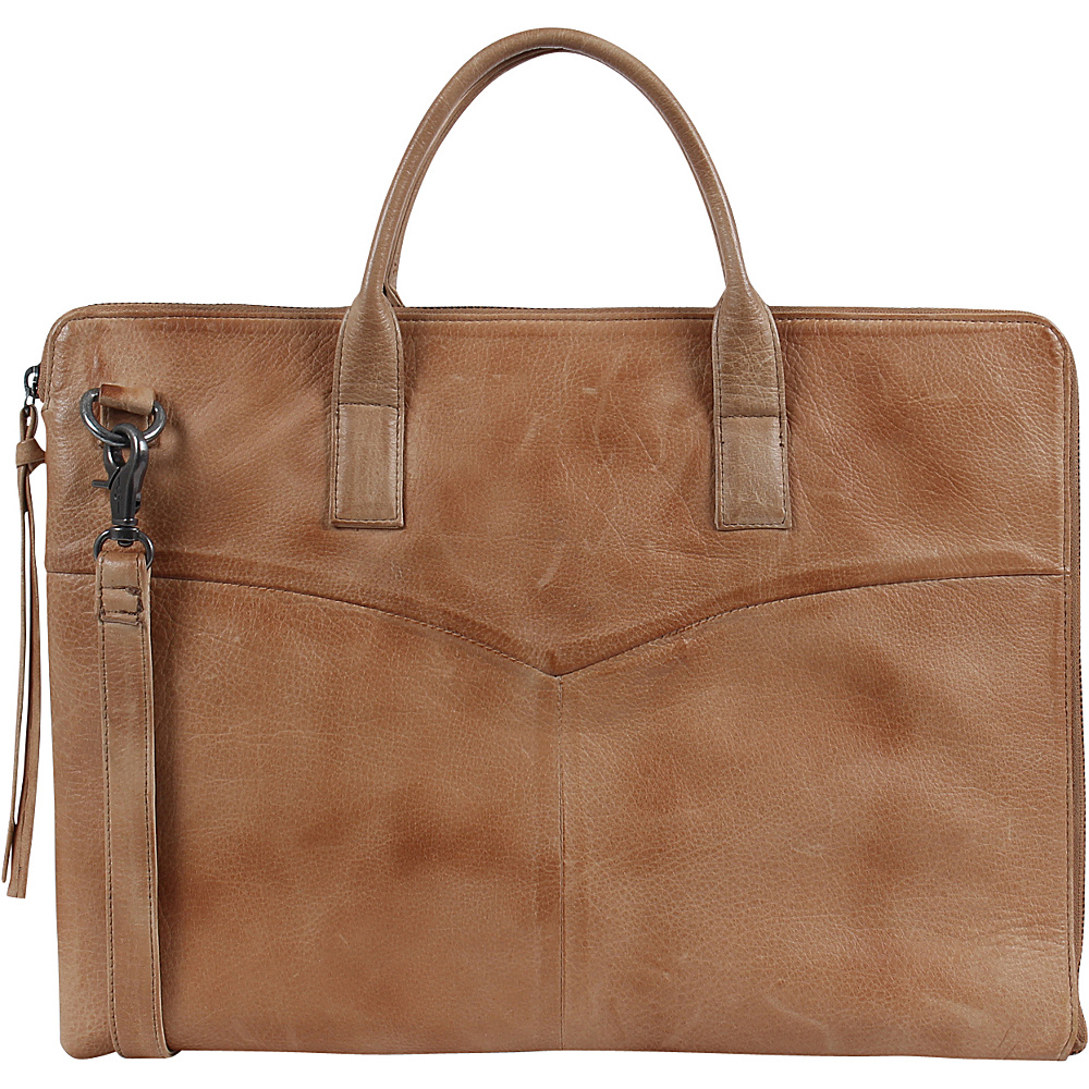 Day Mood Vera Laptop Bag Camel Day Mood Messenger Bags