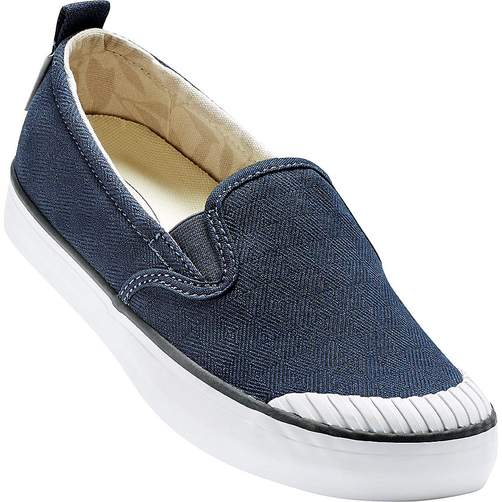 KEEN Womens Elsa Slip-On 5.5 - Dress Blues - KEEN Womens Footwear - Apparel & Footwear, Women's Footwear