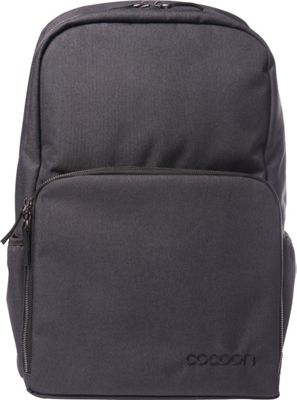 Cocoon Recess 15 inch Backpack Black - Cocoon Laptop Backpacks