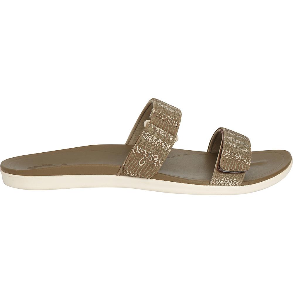 OluKai Womens Kipuka Sandal 6 - Mustang Honu/Mustang - OluKai Womens Footwear - Apparel & Footwear, Women's Footwear