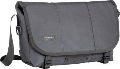 Timbuk2 Classic Messenger - Small Gunmetal - Timbuk2 Messenger Bags