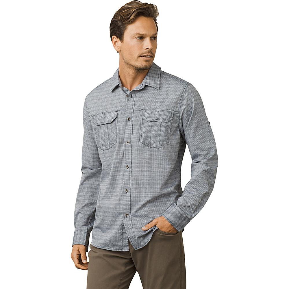 PrAna Citadel Shirt S - Black - PrAna Mens Apparel - Apparel & Footwear, Men's Apparel