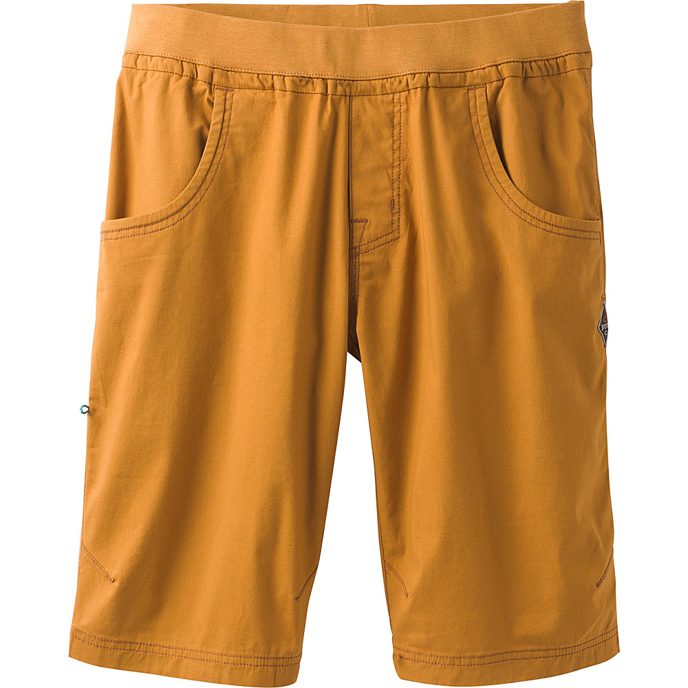 PrAna Zander Short S - Cumin - PrAna Mens Apparel - Apparel & Footwear, Men's Apparel