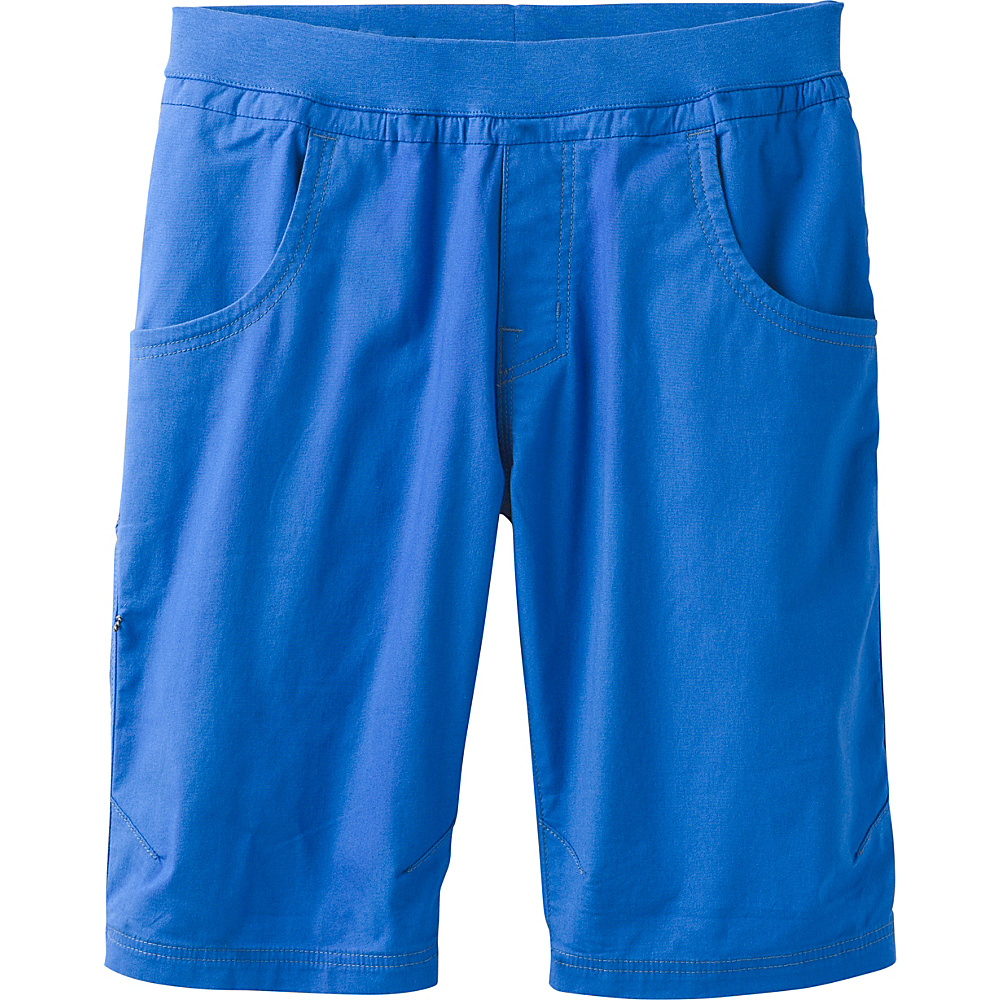 PrAna Zander Short M - Island Blue - PrAna Mens Apparel - Apparel & Footwear, Men's Apparel