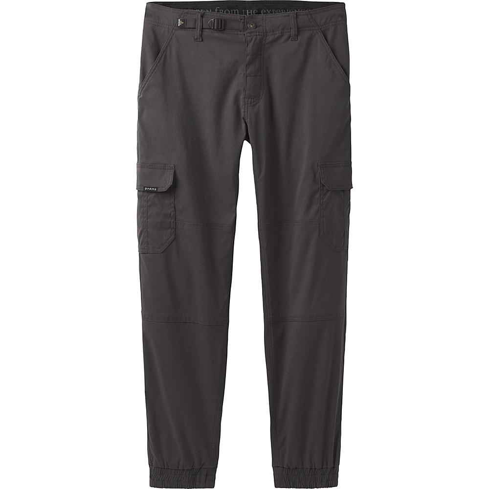 PrAna Zogger Pant 33 - Charcoal - PrAna Mens Apparel - Apparel & Footwear, Men's Apparel