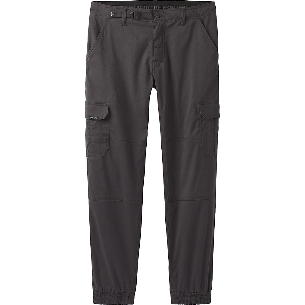 PrAna Zogger Pant 32 - Charcoal - PrAna Mens Apparel - Apparel & Footwear, Men's Apparel