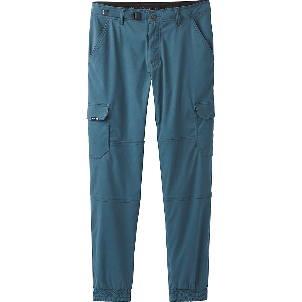 PrAna Zogger Pant 32 - Mood Indigo - PrAna Mens Apparel - Apparel & Footwear, Men's Apparel