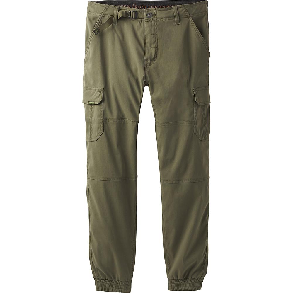 PrAna Zogger Pant 30 - Cargo Green - PrAna Mens Apparel - Apparel & Footwear, Men's Apparel