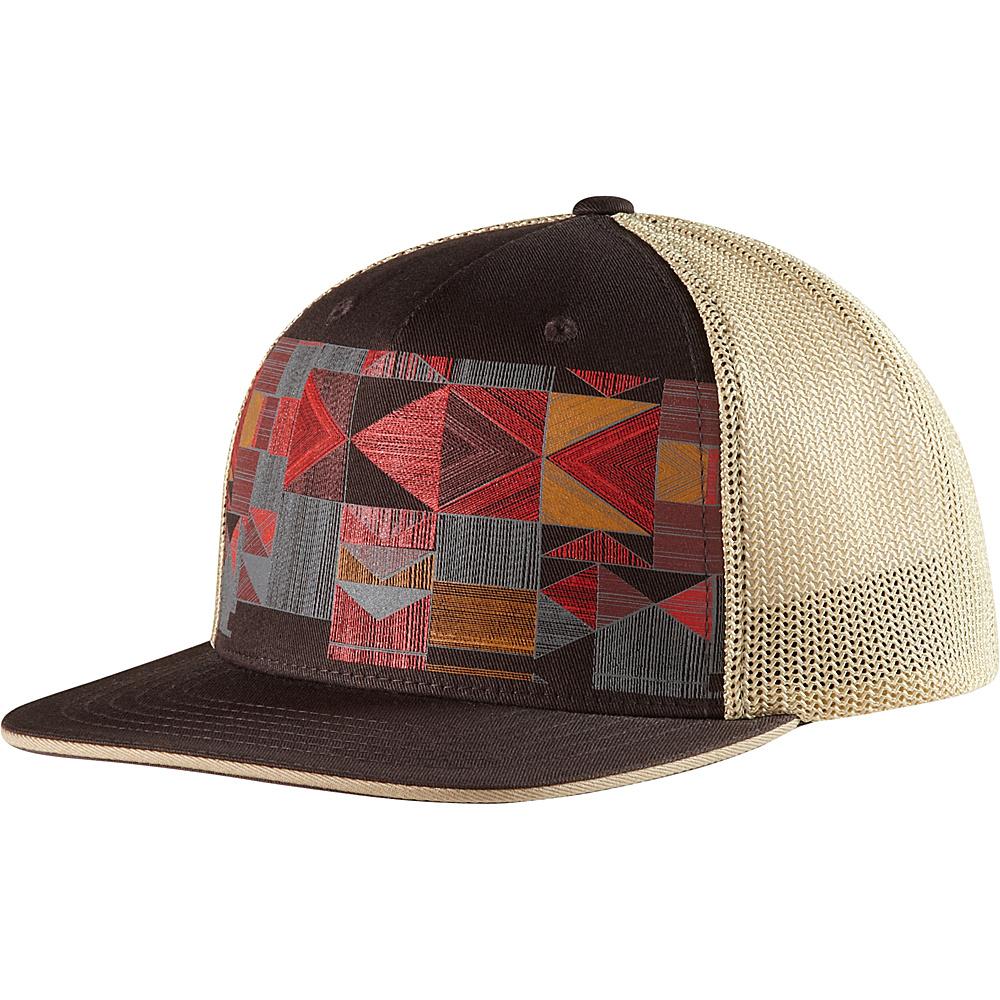 PrAna Geode Trucker One Size - Brown - PrAna Hats - Fashion Accessories, Hats