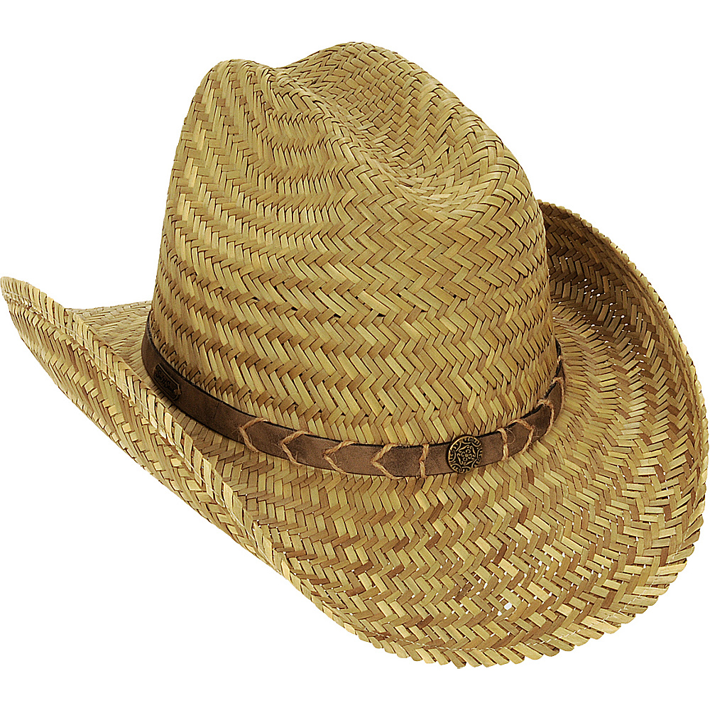 Sun N Sand Beach Western Hat Tan - Sun N Sand Hats/Gloves/Scarves - Fashion Accessories, Hats/Gloves/Scarves