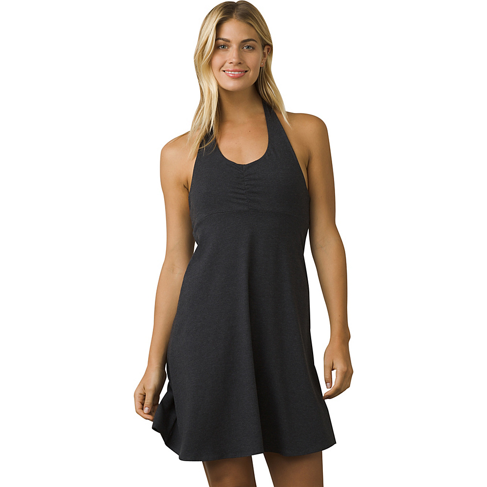 PrAna Beachside Dress L - Black - PrAna Womens Apparel - Apparel & Footwear, Women's Apparel