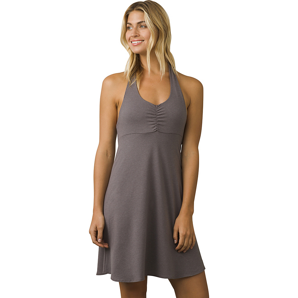 PrAna Beachside Dress M - Moonrock - PrAna Womens Apparel - Apparel & Footwear, Women's Apparel