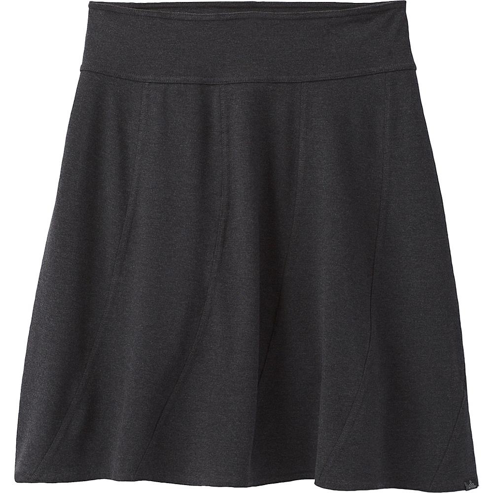 PrAna Vendela Skirt S - Black - PrAna Womens Apparel - Apparel & Footwear, Women's Apparel