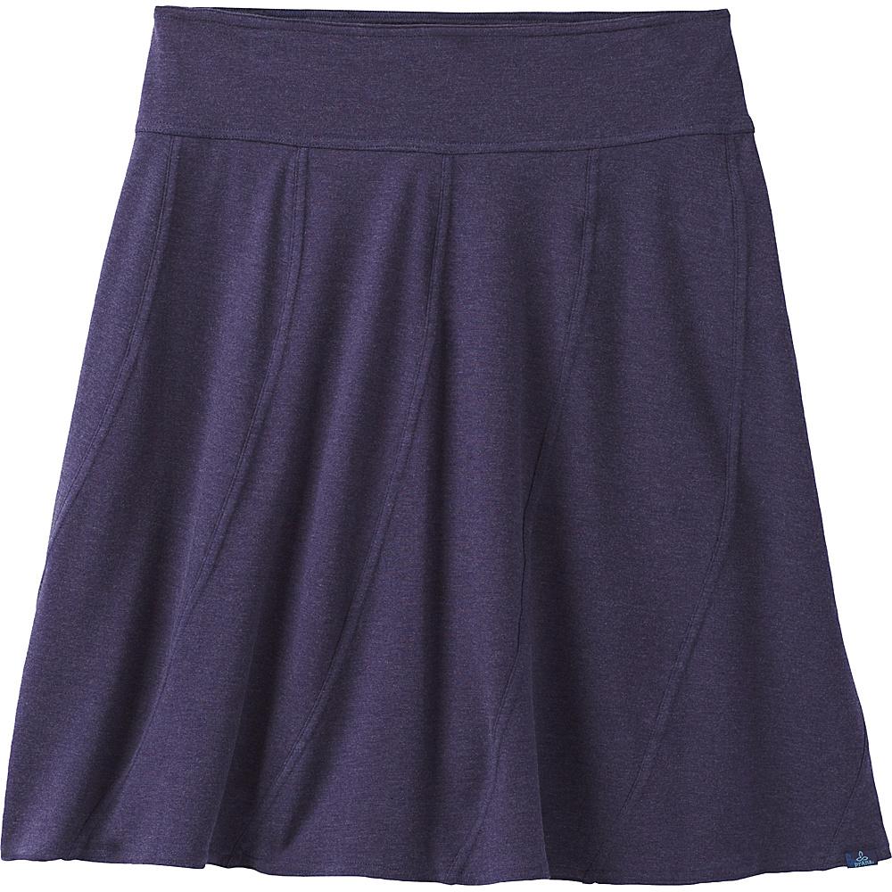 PrAna Vendela Skirt XS - Indigo - PrAna Womens Apparel - Apparel & Footwear, Women's Apparel
