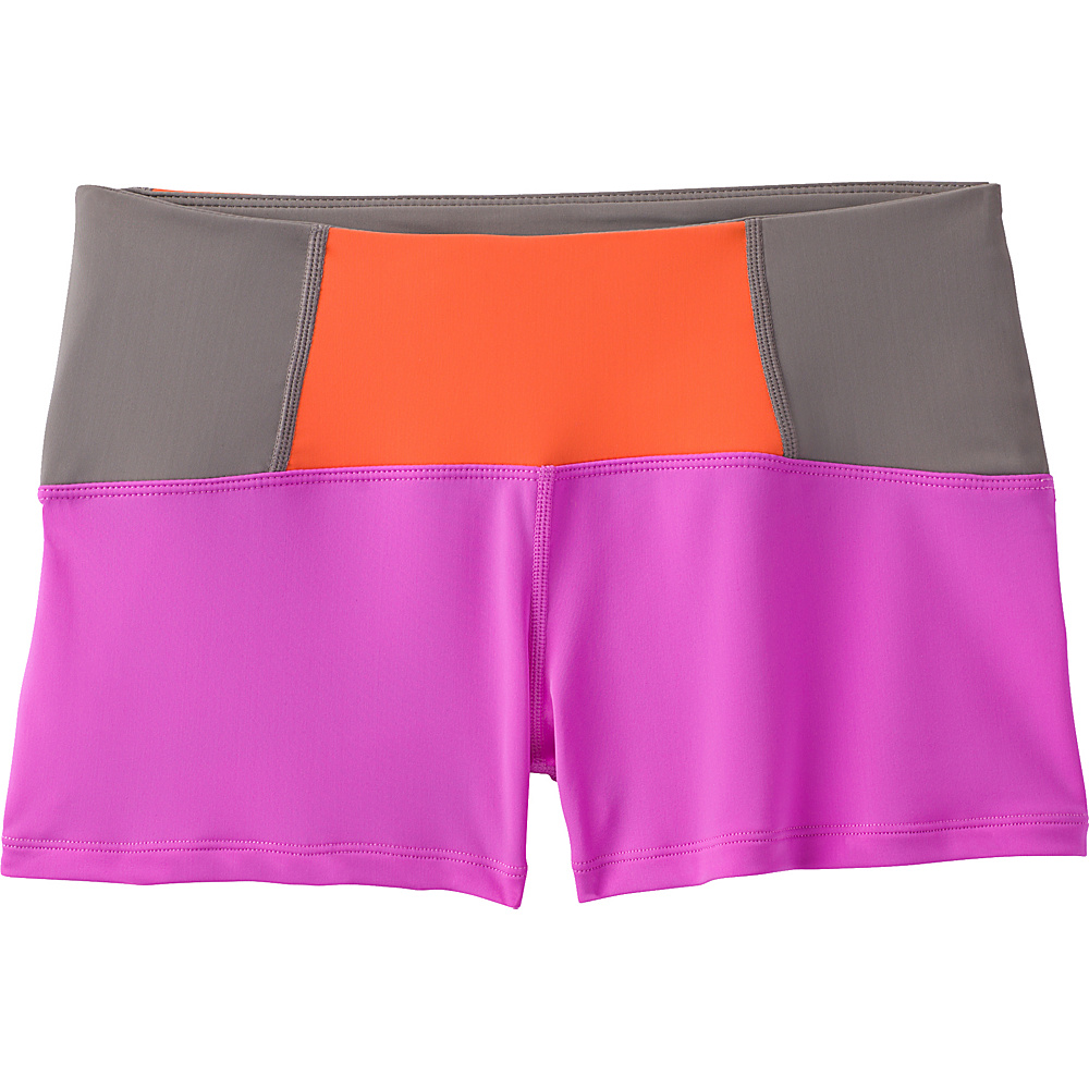 PrAna Rai Swim Short XL - Orchid Bloom - PrAna Womens Apparel - Apparel & Footwear, Women's Apparel