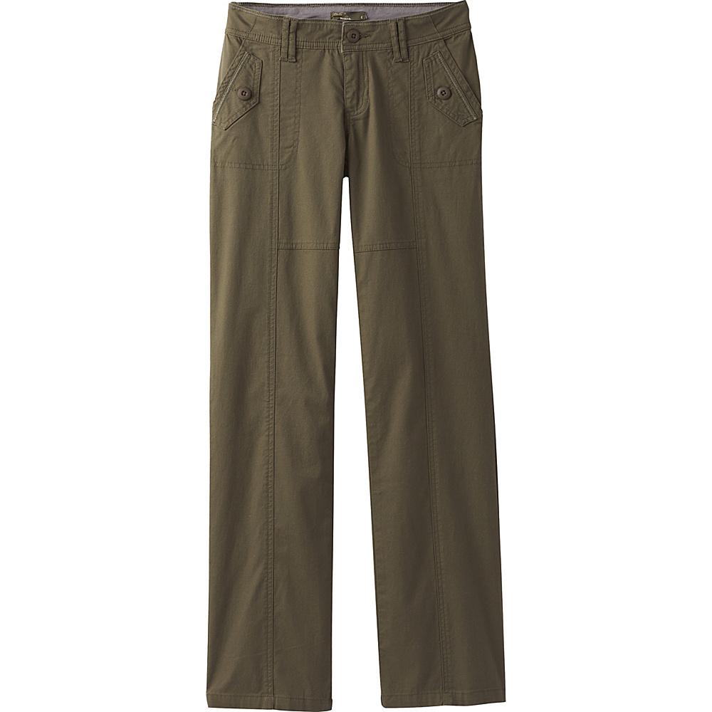 PrAna Mazie Pant 8 - Cargo Green - PrAna Womens Apparel - Apparel & Footwear, Women's Apparel