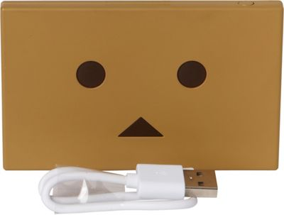 cheero Power Plus DANBOARD Version - Plate - 4200mAh Light Brown - cheero Portable Batteries & Chargers