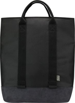 Mad Rabbit Kicking Tiger Caine Backpack-Tote Black Steel - Mad Rabbit Kicking Tiger Laptop Backpacks
