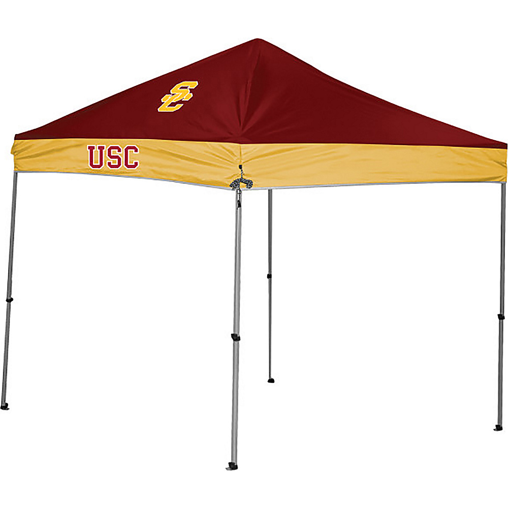 Rawlings Sports NCAA 9x9 Straight Leg Canopy University Southern California Rawlings Sports Outdoor Accessories