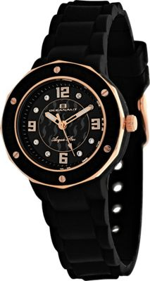 Oceanaut Watches Women's Acqua Star Watch Black - Oceanaut Watches Watches