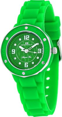 Oceanaut Watches Women's Acqua Star Watch Green - Oceanaut Watches Watches