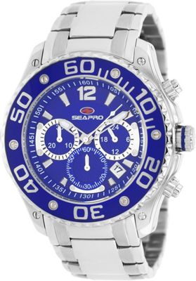 Seapro Watches Men's Dive Watch Blue - Seapro Watches Watches