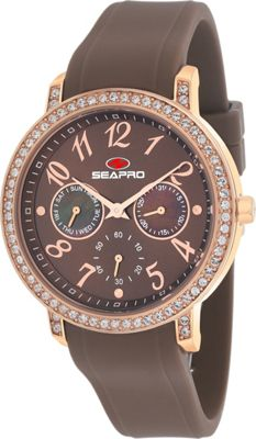 Seapro Watches Women's Swell Watch Brown - Seapro Watches Watches
