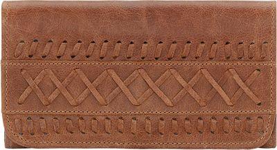 TrueLu The Blake Wallet Clay - TrueLu Women's Wallets