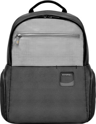 Everki ContemPRO Commuter 15.6 inch Laptop Backpack Black - Everki Laptop Backpacks