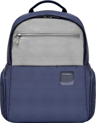Everki ContemPRO Commuter 15.6 inch Laptop Backpack Navy - Everki Laptop Backpacks
