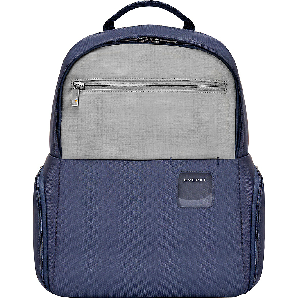 Everki ContemPRO Commuter 15.6 Laptop Backpack Navy Everki Laptop Backpacks