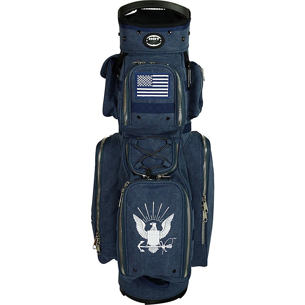 Hot Z Golf Bags Military Navy Cart Bag Us
