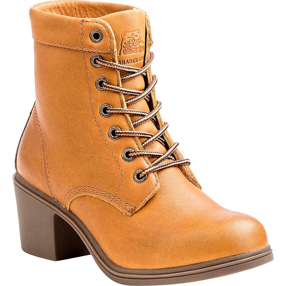 Kodiak Claire Boot 5 - Caramel - Kodiak Womens Footwear - Apparel & Footwear, Women's Footwear