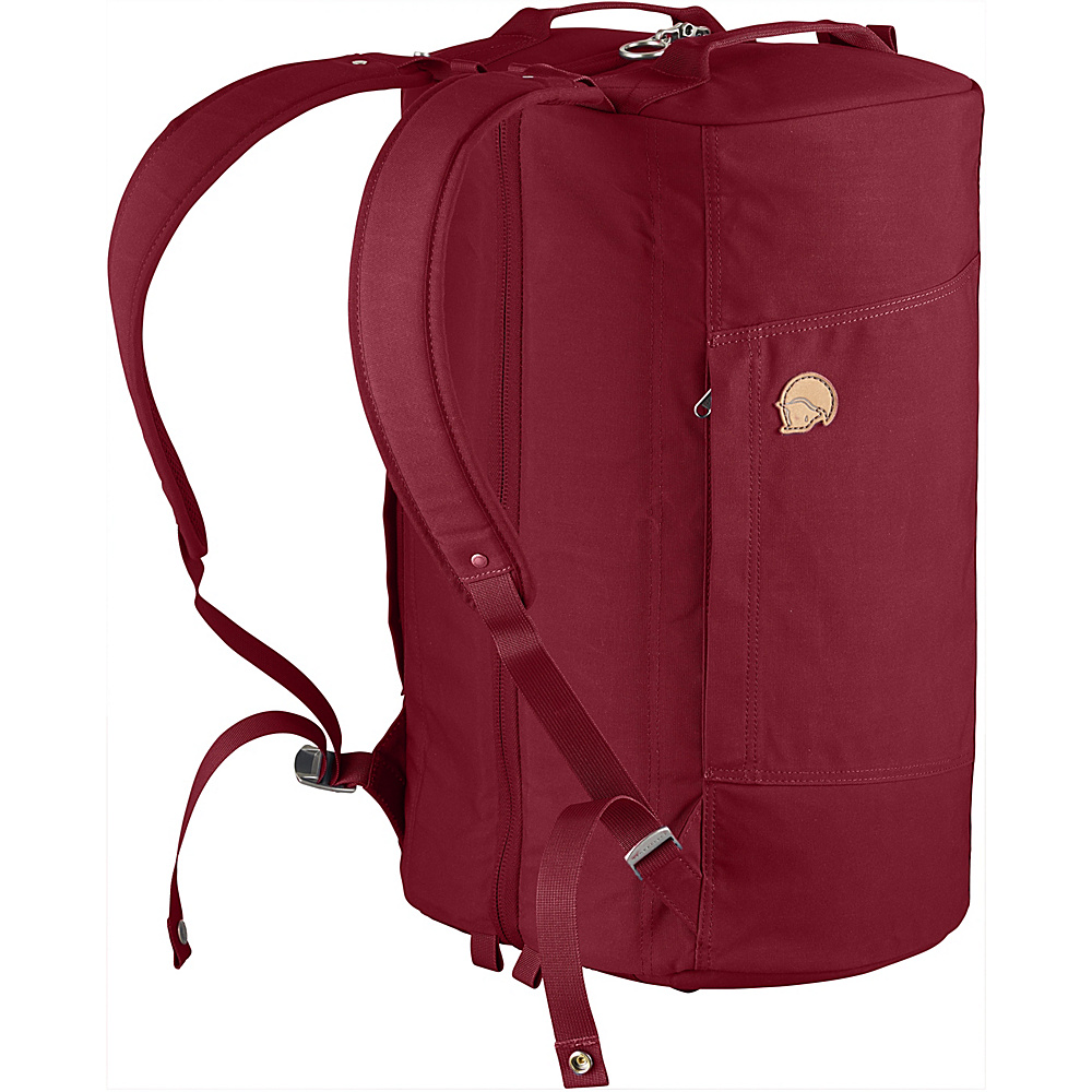 Fjallraven Splitpack Duffel Redwood - Fjallraven Travel Duffels - Duffels, Travel Duffels