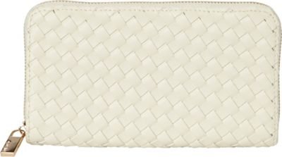 deux lux Haven Zip Wallet Ivory - deux lux Women's Wallets