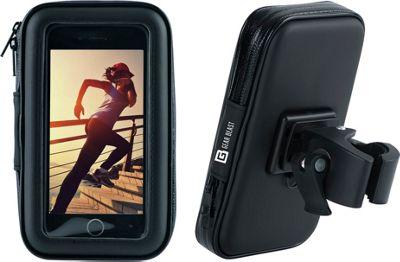 Gear Beast Extra Large Waterproof Bike Pouch Phone Mount Black - Gear Beast Sports Accessories