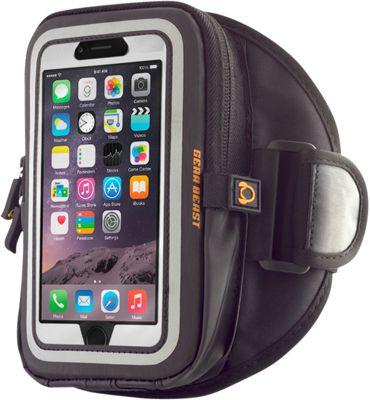 Gear Beast Large Gear Wallet Armband Black - Gear Beast Electronic Cases