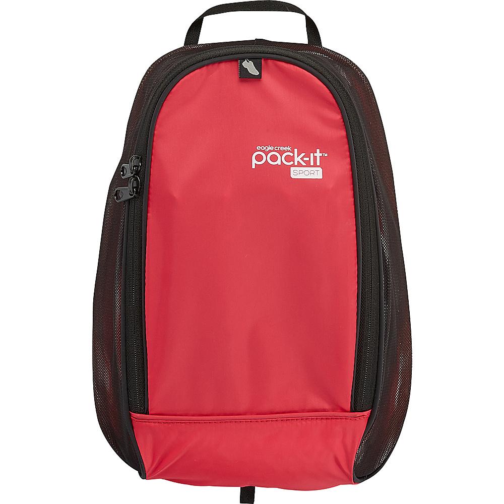Eagle Creek Pack-It Sport Shoe Locker Fuchsia/Black - Eagle Creek Sports Accessories - Sports, Sports Accessories