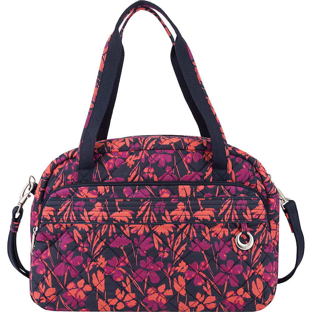 Travelon Anti-Theft Boho Weekender Painted Floral - Travelon Luggage Totes and Satchels - Luggage, Luggage Totes and Satchels