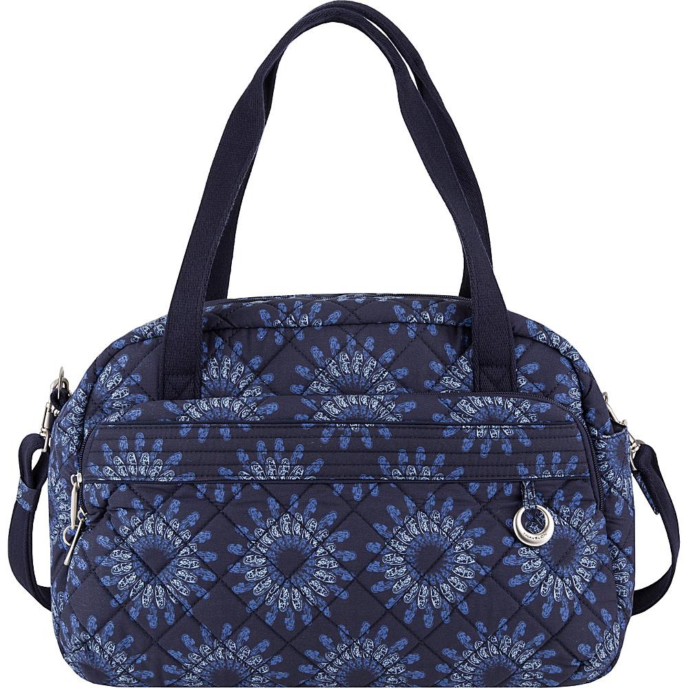 Travelon Anti-Theft Boho Weekender Geo Sunflower - Travelon Luggage Totes and Satchels - Luggage, Luggage Totes and Satchels