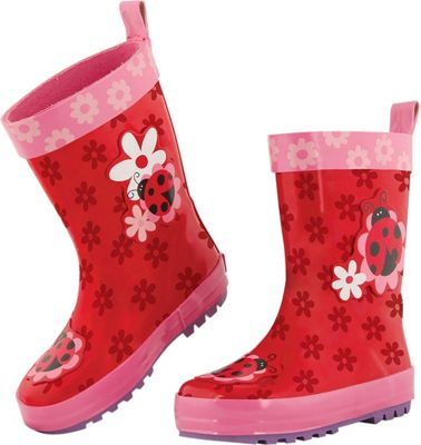 Stephen Joseph Kids Rain Boot 10