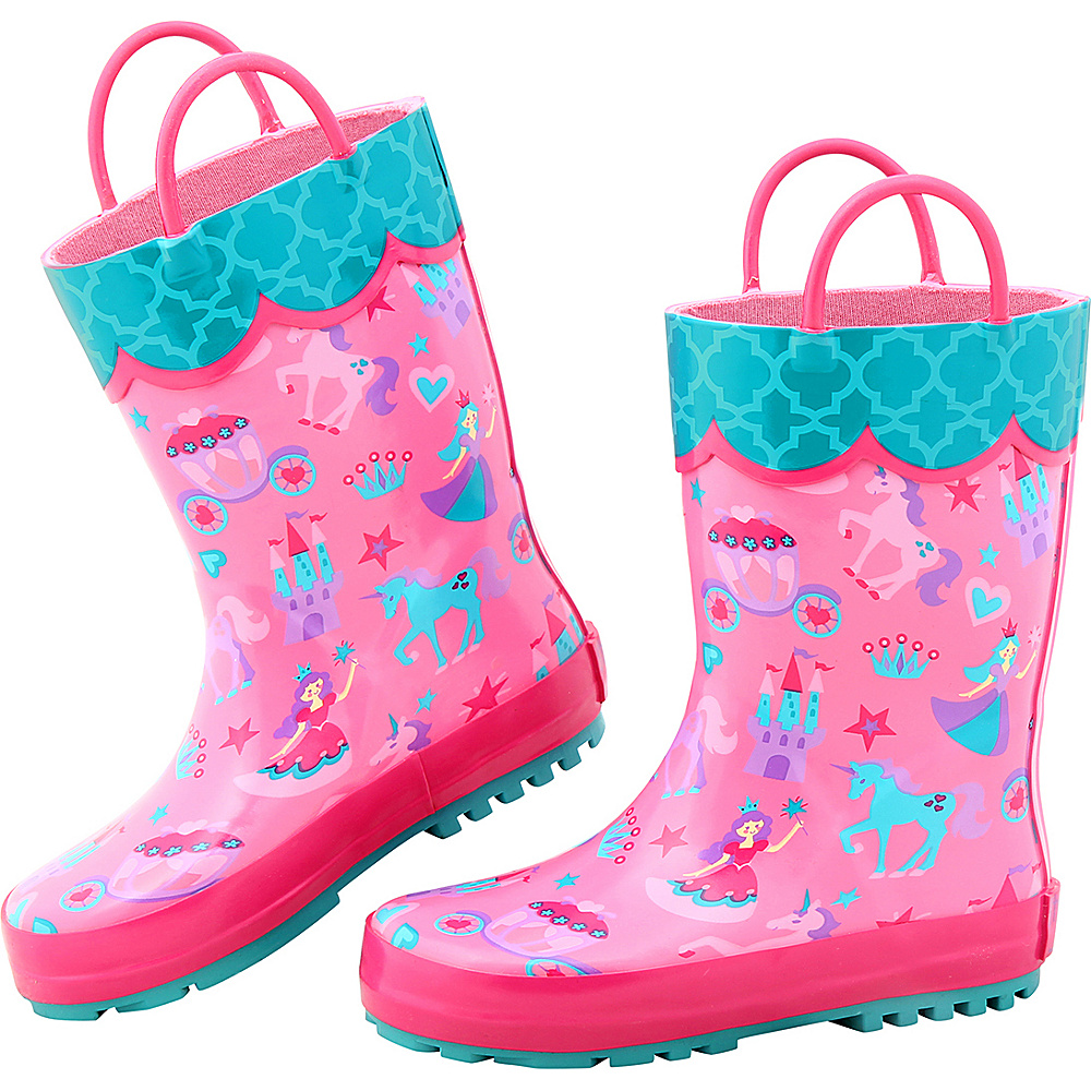 Stephen Joseph Kids Rain Boot 7 (US Toddlers) - Princess - Stephen Joseph Womens Footwear - Apparel & Footwear, Women's Footwear