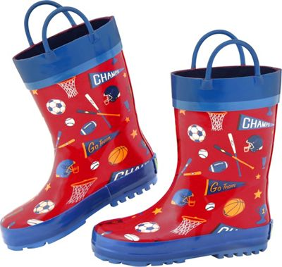 Stephen Joseph Kids Rain Boot 13