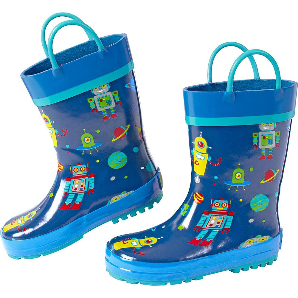 Stephen Joseph Kids Rain Boot 10 (US Toddlers) - Robot - Stephen Joseph Womens Footwear - Apparel & Footwear, Women's Footwear