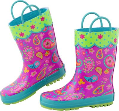 Stephen Joseph Kids Rain Boot 6