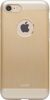 MOSHI Armour iPhone 7 Phone Case Gold - MOSHI Electronic Cases